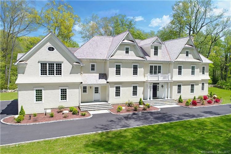 Photo for 108 Charter Oak Drive, New Canaan, CT 06840 (MLS # 170021931)