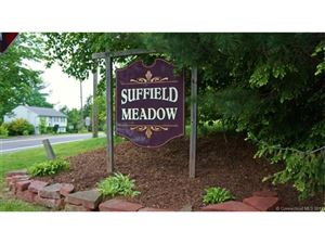 Photo of 55  Suffield Meadow Dr #55, Suffield, CT 06078 (MLS # G10225939)
