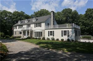 Photo of 117 Fox Run Road, New Canaan, CT 06840 (MLS # 170000963)