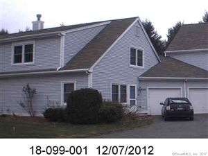 Photo of 1103 Briarwood Court #1103, Rocky Hill, CT 06067 (MLS # 170019993)