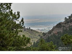 Photo of 1485 Wagonwheel Gap Rd, Boulder, CO 80302 (MLS # 826223)