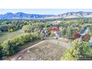 Photo of 3996 26th St, Boulder, CO 80304 (MLS # 833424)