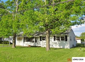 Photo of 1034 N Jefferson Street, Lincoln, IL 62656 (MLS # 20160184)