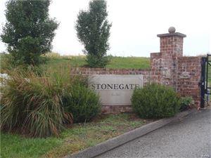 Photo of 23 Stonegate Estates Drive #19, Hawk Point, MO 63349 (MLS # 17088042)