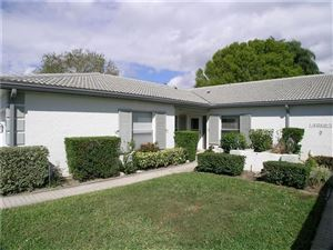 Photo of 3032 RINGWOOD MDW #17, SARASOTA, FL 34235 (MLS # A4190056)