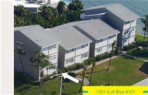 Photo of 1301 GULF BLVD #101, CLEARWATER BEACH, FL 33767 (MLS # U7833231)