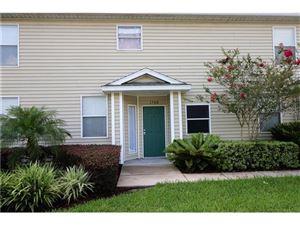 Photo of 1708 HAMMOCKS AVE #1708, LUTZ, FL 33549 (MLS # T2889243)