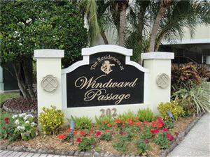 Photo of 202 WINDWARD PSGE #02, CLEARWATER BEACH, FL 33767 (MLS # U7803330)
