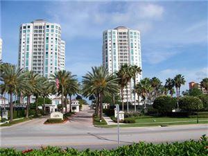 Photo of 1180 GULF BLVD #2003, CLEARWATER BEACH, FL 33767 (MLS # U7828653)