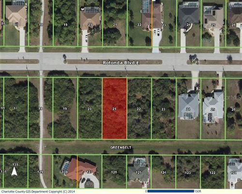 Photo of 188  ROTONDA BLVD E, ROTONDA WEST, FL 33947 (MLS # D5902872)