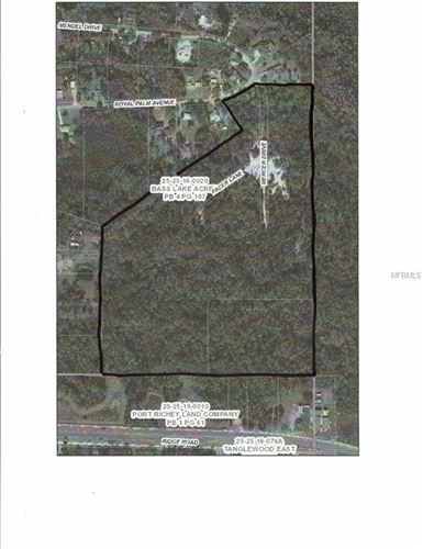 Photo of 0  ROYAL PALM AVE, NEW PORT RICHEY, FL 34654 (MLS # W7523914)