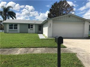 Photo of 3234 JACKSON DR, HOLIDAY, FL 34691 (MLS # T2904978)