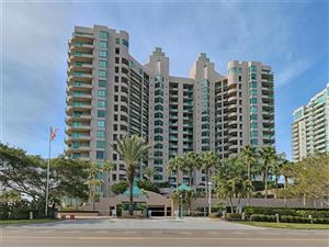 Photo of 1560 GULF BLVD #507, CLEARWATER BEACH, FL 33767 (MLS # U7788980)