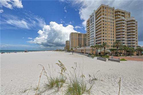 Photo of 10 PAPAYA ST #305, CLEARWATER BEACH, FL 33767 (MLS # U7776985)