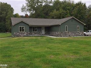 Photo of 8910 Marsh Rd, Algonac, MI 48001 (MLS # 31327128)