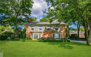 Photo of 415 Lake Shore Rd, Grosse Pointe Farms, MI 48236 (MLS # 31326760)