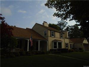 Photo of 704 PEMBERTON RD, Grosse Pointe Park, MI 48230 (MLS # 21319907)