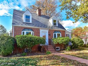 Photo of 2102 SCROGGINS RD, ALEXANDRIA, VA 22302 (MLS # AX10105002)