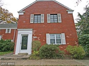 Photo of 3101 VALLEY DR #112, ALEXANDRIA, VA 22302 (MLS # AX10107007)
