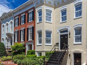 Photo of 3029 O ST NW, WASHINGTON, DC 20007 (MLS # DC10051007)