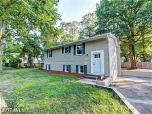 Photo of 7832 MAYFORD AVE, PASADENA, MD 21122 (MLS # AA10016010)