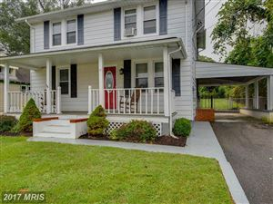 Photo of 17 RIVERVIEW AVE, ANNAPOLIS, MD 21401 (MLS # AA10061010)