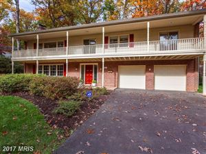 Photo of 9206 CORONADO TER S, FAIRFAX, VA 22031 (MLS # FX10102010)