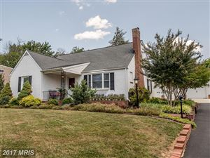 Photo of 843 HILLTOP RD, CATONSVILLE, MD 21228 (MLS # BC9993011)