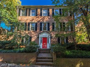 Photo of 1625 31ST ST NW, WASHINGTON, DC 20007 (MLS # DC10092014)