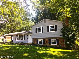 Photo of 9540 OLD CREEK DR, FAIRFAX, VA 22032 (MLS # FX9984014)