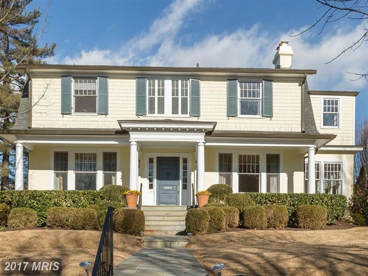 Photo for 17 OXFORD ST, CHEVY CHASE, MD 20815 (MLS # MC10052018)