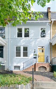 Photo of 3735 BENTON ST NW, WASHINGTON, DC 20007 (MLS # DC10072019)