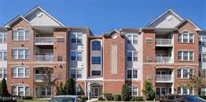 Photo of 2606 HOODS MILL CT #3-201, ODENTON, MD 21113 (MLS # AA10071020)