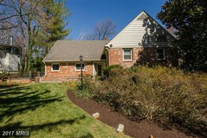 Photo of 6809 SELKIRK DR, BETHESDA, MD 20817 (MLS # MC9892021)