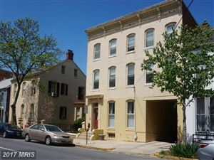 Photo of 23 , 25, 27 East Third Street, FREDERICK, MD 21701 (MLS # FR9646027)