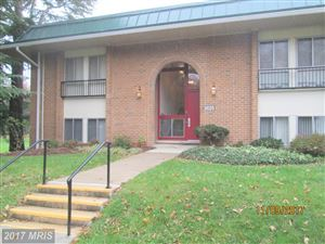 Photo of 3625 GLENEAGLES DR #2-1A, SILVER SPRING, MD 20906 (MLS # MC10101027)