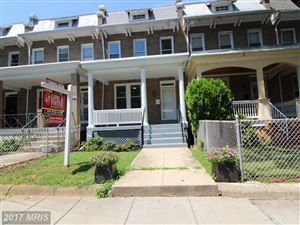 Photo of 4222 3RD ST NW, WASHINGTON, DC 20011 (MLS # DC10011028)