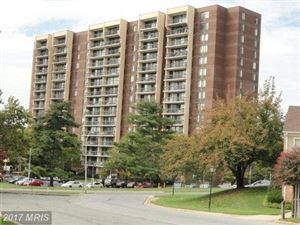 Photo of 7401 WESTLAKE TER #505, BETHESDA, MD 20817 (MLS # MC9989029)