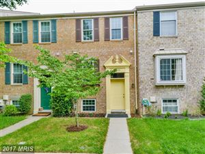 Photo of 9722 EARLY SPRING WAY, COLUMBIA, MD 21046 (MLS # HW9988031)
