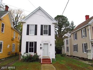 Photo of 317 WEST END AVE, CAMBRIDGE, MD 21613 (MLS # DO10101033)