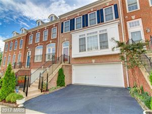 Photo of 3347 WILTON CREST CT, ALEXANDRIA, VA 22310 (MLS # FX10083033)