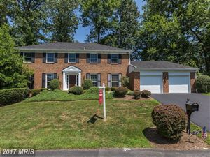 Photo of 6444 WINDERMERE CIR, ROCKVILLE, MD 20852 (MLS # MC9834033)