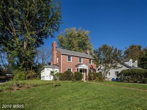 Photo of 109 YORKLEIGH RD, TOWSON, MD 21204 (MLS # BC10084034)