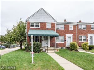Photo of 1500 LANGFORD RD, BALTIMORE, MD 21207 (MLS # BC10083038)