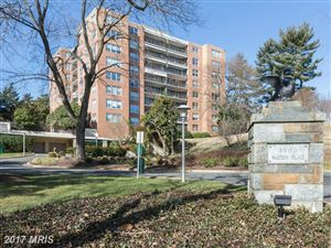 Photo of 3900 WATSON PL NW #A-6B, WASHINGTON, DC 20016 (MLS # DC9953041)