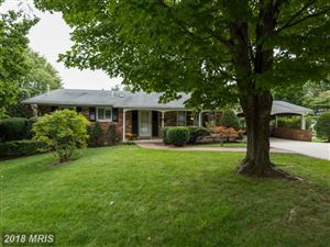 Photo of 3705 MOSS DR, ANNANDALE, VA 22003 (MLS # FX10050041)