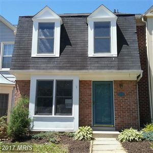 Photo of 8 FOUNTAIN VALLEY CT, MONTGOMERY VILLAGE, MD 20886 (MLS # MC9987041)