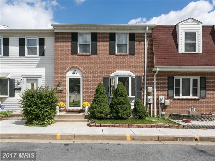 Photo for 827 THIMBLEBERRY RD, BALTIMORE, MD 21220 (MLS # BC10056046)