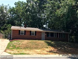 Photo of 1821 KNOLL DR, OXON HILL, MD 20745 (MLS # PG9996047)
