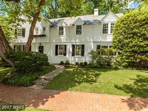 Photo of 111 HESKETH ST, CHEVY CHASE, MD 20815 (MLS # MC9812048)